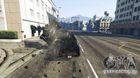 Duke O Death для GTA 5 второй скриншот