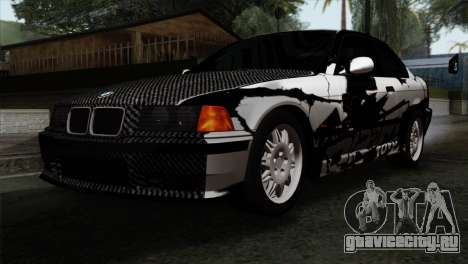 BMW M3 E36 Drift Editon для GTA San Andreas
