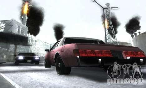 ENB Double Effect для GTA San Andreas