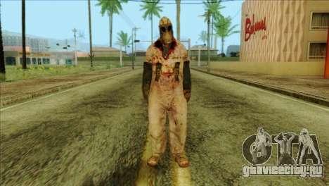 Order Soldier Alex Shepherd Skin для GTA San Andreas