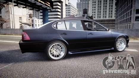 Emperor Lokus LS 350 Race GT для GTA 4 вид слева