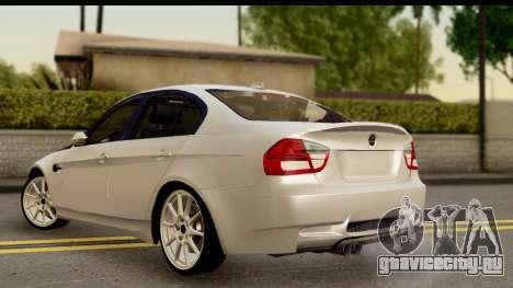 BMW M3 E90 Hamann для GTA San Andreas вид слева