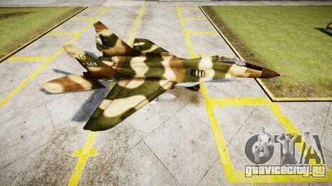 МиГ-29 для GTA 4 вид слева