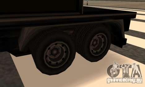 PS2 Article Trailer 3 для GTA San Andreas вид изнутри