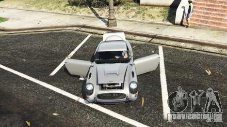 Реалистичное управление автомобилем v1.2 для GTA 5 третий скриншот