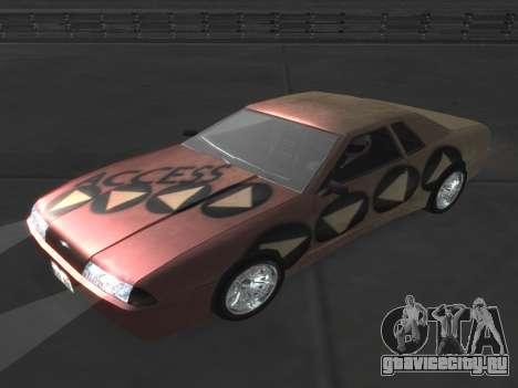 Elegy Paintjobs для GTA San Andreas
