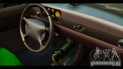 Ford F-100 для GTA San Andreas вид сзади