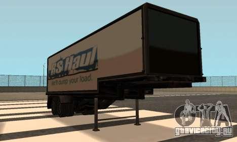 PS2 Article Trailer для GTA San Andreas