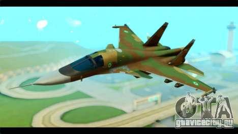 Sukhoi SU-34 IRIAF для GTA San Andreas