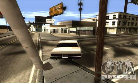 ENB Double Effect для GTA San Andreas шестой скриншот