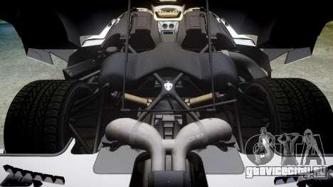 Koenigsegg Agera 2013 Police [EPM] v1.1 PJ2 для GTA 4 вид сбоку