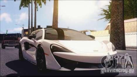 SweetGraphic ENBSeries Settings для GTA San Andreas девятый скриншот