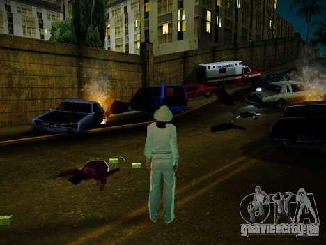 ENB Real Monsters для GTA San Andreas седьмой скриншот