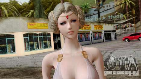 Mistel Skin для GTA San Andreas третий скриншот