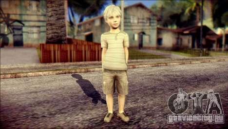 Dante Child Skin для GTA San Andreas