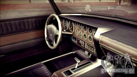 GTA 5 Dewbauchee JB 700 для GTA San Andreas вид справа