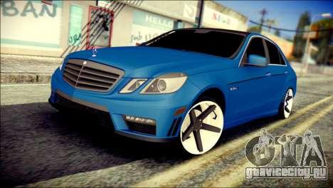 Mercedes-Benz AMG для GTA San Andreas