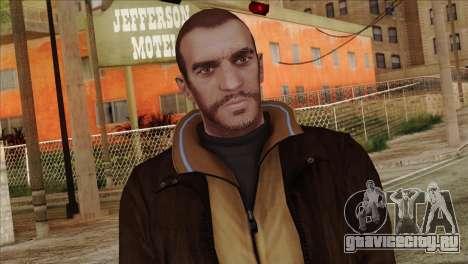 Niko from GTA 5 для GTA San Andreas третий скриншот