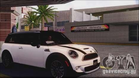 SweetGraphic ENBSeries Settings для GTA San Andreas восьмой скриншот