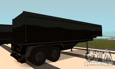 PS2 Article Trailer 2 для GTA San Andreas вид справа