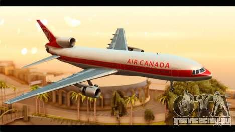 Lookheed L-1011 Air Canada для GTA San Andreas