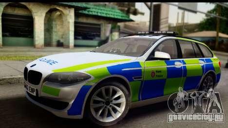 BMW 530d Kent Police RPU для GTA San Andreas