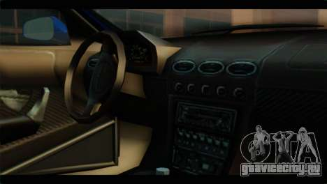 MP3 Dewbauchee XSL650R IVF для GTA San Andreas вид справа