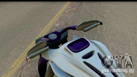 Krol Taurus Concept HD A.D.O.M v1.0 для GTA San Andreas вид сзади