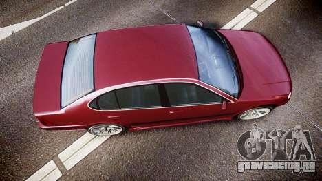 Emperor Lokus LS 350 Elegance для GTA 4 вид справа