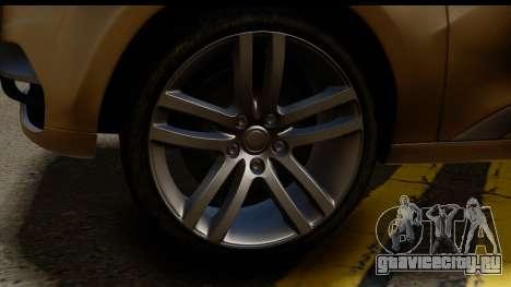 Lada XRay Concept v0.8 для GTA San Andreas вид сзади слева