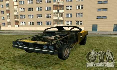 Dodge Charger RT HL2 EP2 для GTA San Andreas