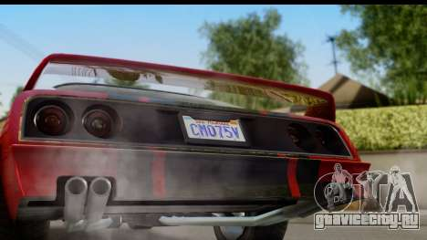 GTA 5 Imponte Phoenix для GTA San Andreas вид справа