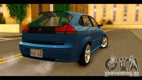GTA 4 Habanero для GTA San Andreas вид слева