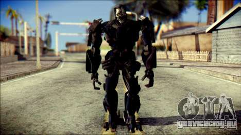 Lockdown Skin from Transformers для GTA San Andreas
