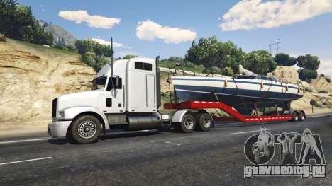 Грузоперевозки для GTA 5 второй скриншот