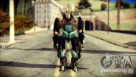 Drift Skin from Transformers для GTA San Andreas