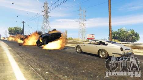 Реальный дрифт для GTA 5 четвертый скриншот