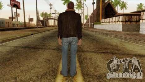 Niko from GTA 5 для GTA San Andreas второй скриншот