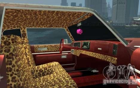 GTA 3 Yardie Lobo HD для GTA 4 вид сверху