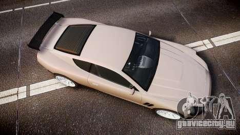 Dewbauchee Super GTO 77 для GTA 4 вид справа