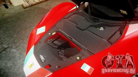 Ferrari LaFerrari 2013 HQ [EPM] PJ4 для GTA 4 вид сбоку
