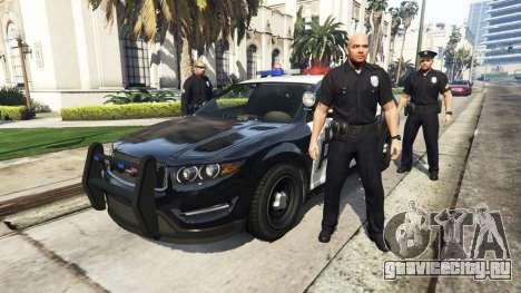 Police Mod 1.0b для GTA 5 второй скриншот