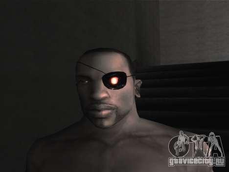 Новые очки для CJ для GTA San Andreas одинадцатый скриншот