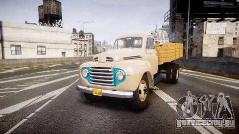 Ford F-6 1949 для GTA 4