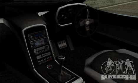 Mitsuoka Orochi Nude Top Roadster для GTA San Andreas вид справа