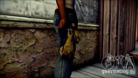 Hyper Magnum Kamen Rider Beast для GTA San Andreas третий скриншот