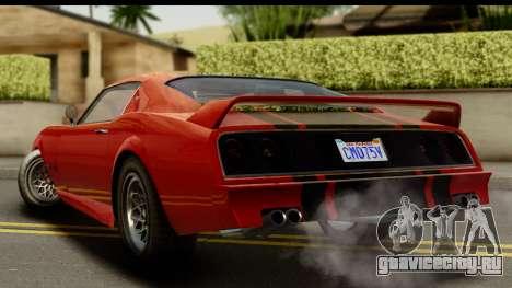 GTA 5 Imponte Phoenix для GTA San Andreas вид слева