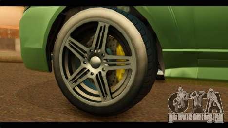 GTA 5 Bollokan Prairie для GTA San Andreas вид сзади слева