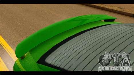 GTA 5 Bollokan Prairie IVF для GTA San Andreas вид сзади