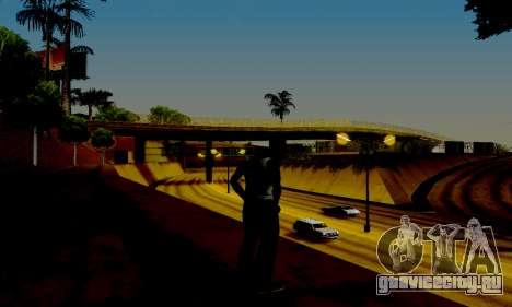 Light ENB Series v3.0 для GTA San Andreas пятый скриншот